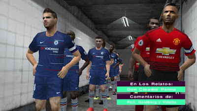 PES 6 PECH Master Patch Season 2018/2019