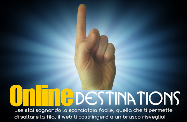 blogging writing content marketing destino online motivazione specialista web