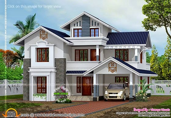 House plan Kerala