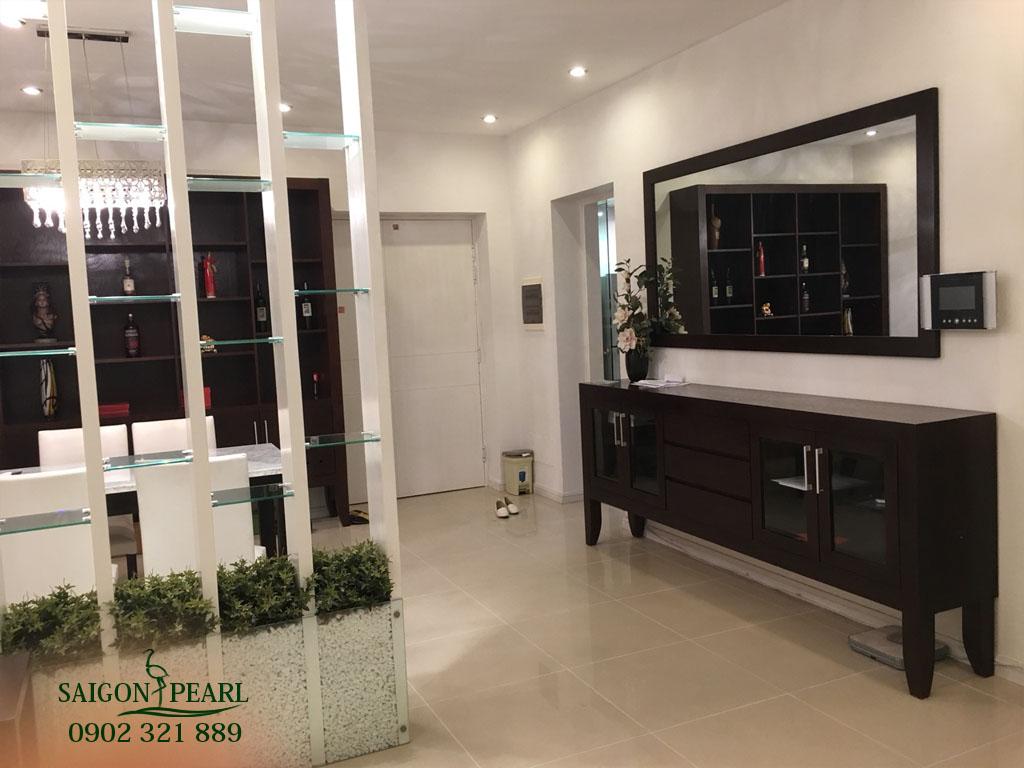 Saigon Pearl Topaz 1 cần cho thuê căn hộ 86m2 tầng cao giá tốt - hinh 5