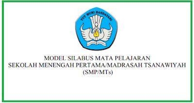 Silabus IPA SMP Kurikulum 2013 Revisi 2017