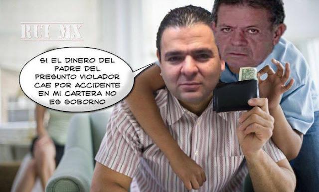 Juez Porky también abusó… pero de su poder, al liberar a Diego Cruz Alonso