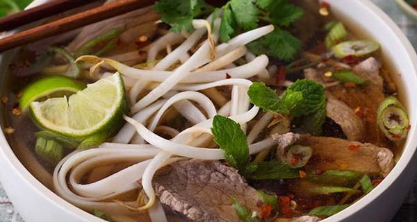 Resep Mudah Sup Pho bo