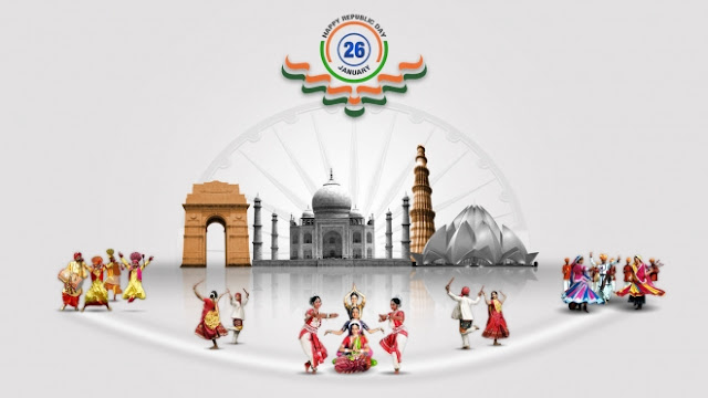 Download Wallpaper of Republic Day