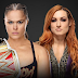 Ronda Rousey vs. Becky Lynch é anunciada para a Wrestlemania