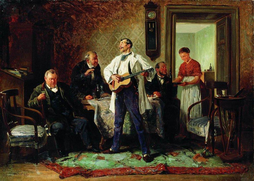 The Glory Of Russian Painting Vladimir Makovsky