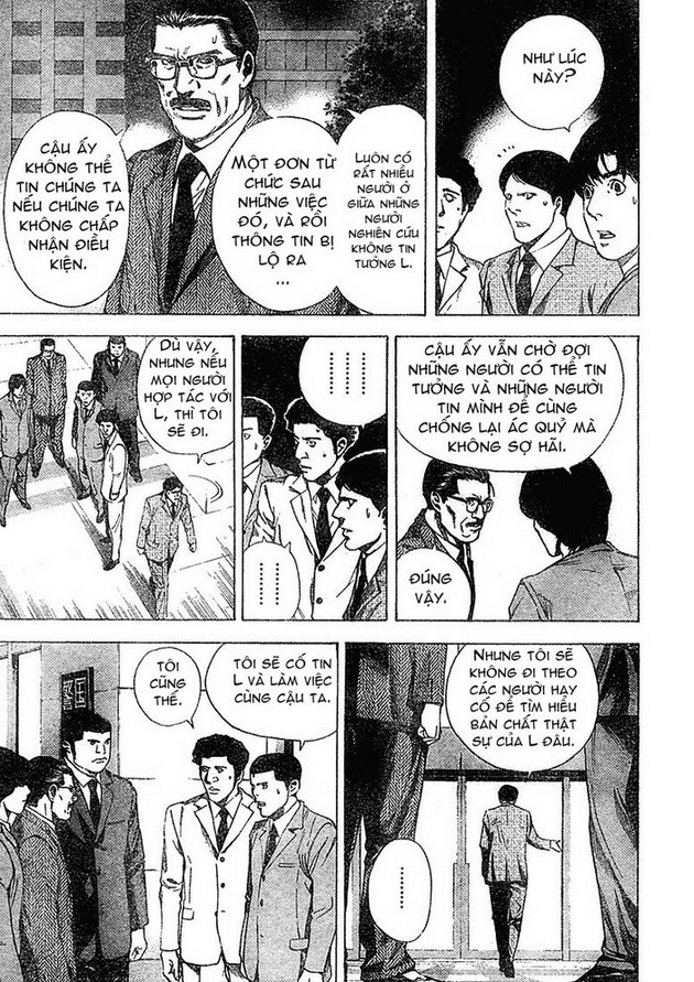 Death Note chapter 010 trang 16
