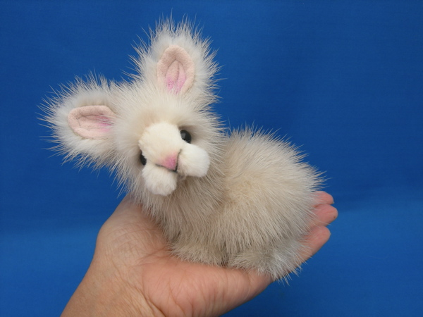 Vintage Mink Bears by Kathy Myers: Tiny Teacup Bunnies for ...