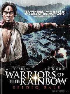 Hào khí chiến binh 2 - Warriors of the rainbox: Seediq Bale 2 (2011) | Full HD VietSub