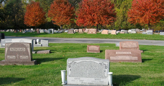 October in Ohio is Cemetery Tour Month - Check it out!
