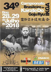 34º Campeonato Brasileiro IKGA de Karate