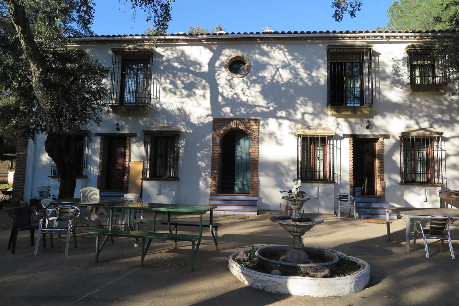 Gr 48 travesia de la sierra morena 10 etapa almodovar - Casa rural sierra morena ...