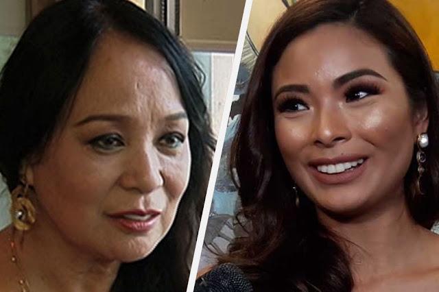 Former Miss Universe Gloria Diaz Tells Maxine Medina: Get an Interpreter!