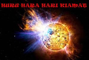 Audio: Ustadz Imam Abu Abdillah - Huru hara Hari Kiamat