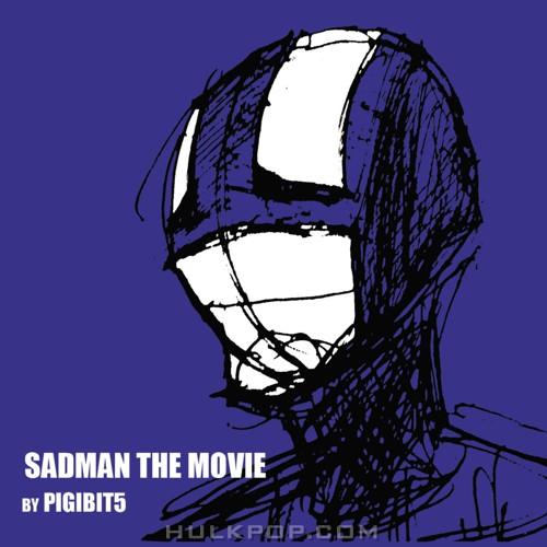 Pigibit5 – SADMAN the MOVIE Original Soundtrack