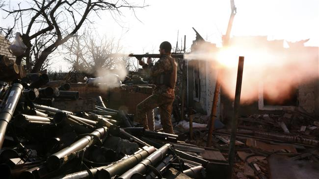 Moscow accuses Kiev of ceasefire breach in eastern Ukraine