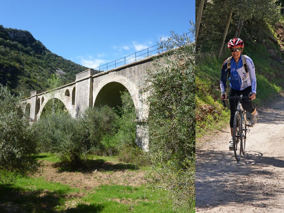 Ynas Reise Blog | Spanien | Olvera | Via Verde de la Sierra | Brücke
