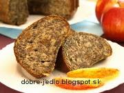 Makovo-jablková bábovka - recept