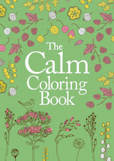 calm coloring book