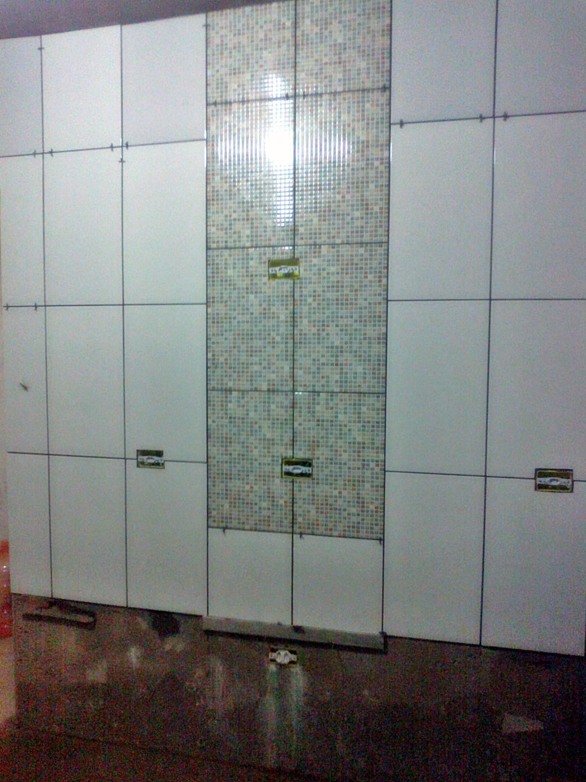 Construindo nosso castelo a cozinha for Nova casa azulejos