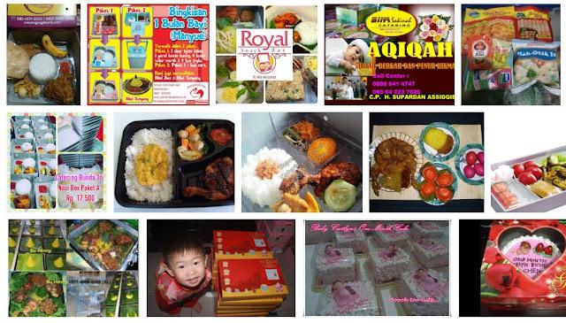 Nasi Kotak 1 Bulanan Bayi | Call 081323739973