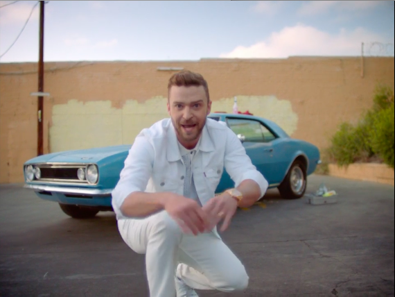 Novo clipe do Justin Timberlake – Can't Stop The Feeling