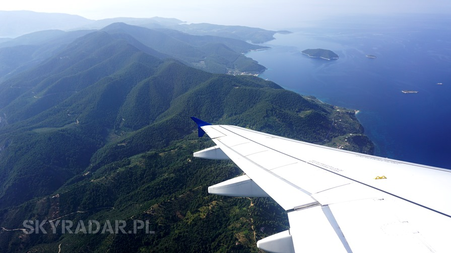 Skopelos Flight