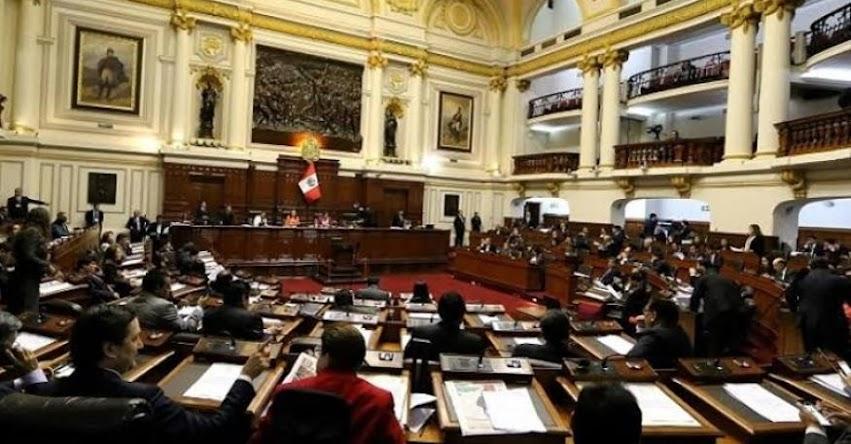 RECTA FINAL: Excongresistas perderán esta semana la inmunidad parlamentaria
