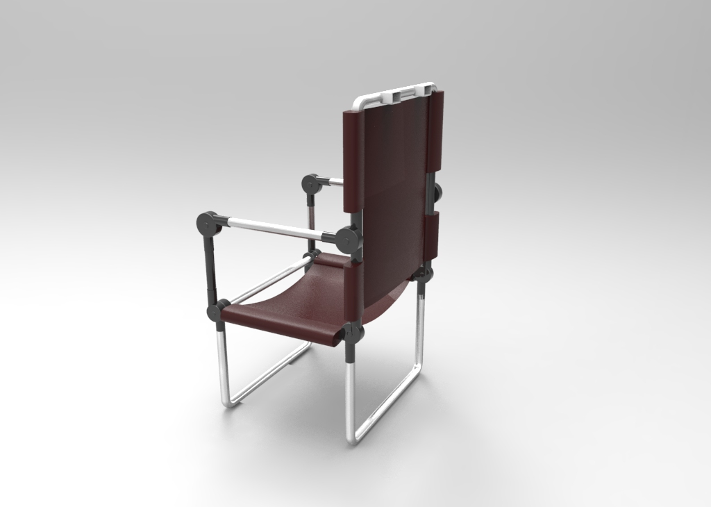 Aoo3D: 3D Chair Design with Rhino