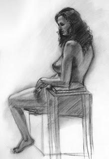 retrato-mujeres-normales-bocetos-lapiz+rick-thompson