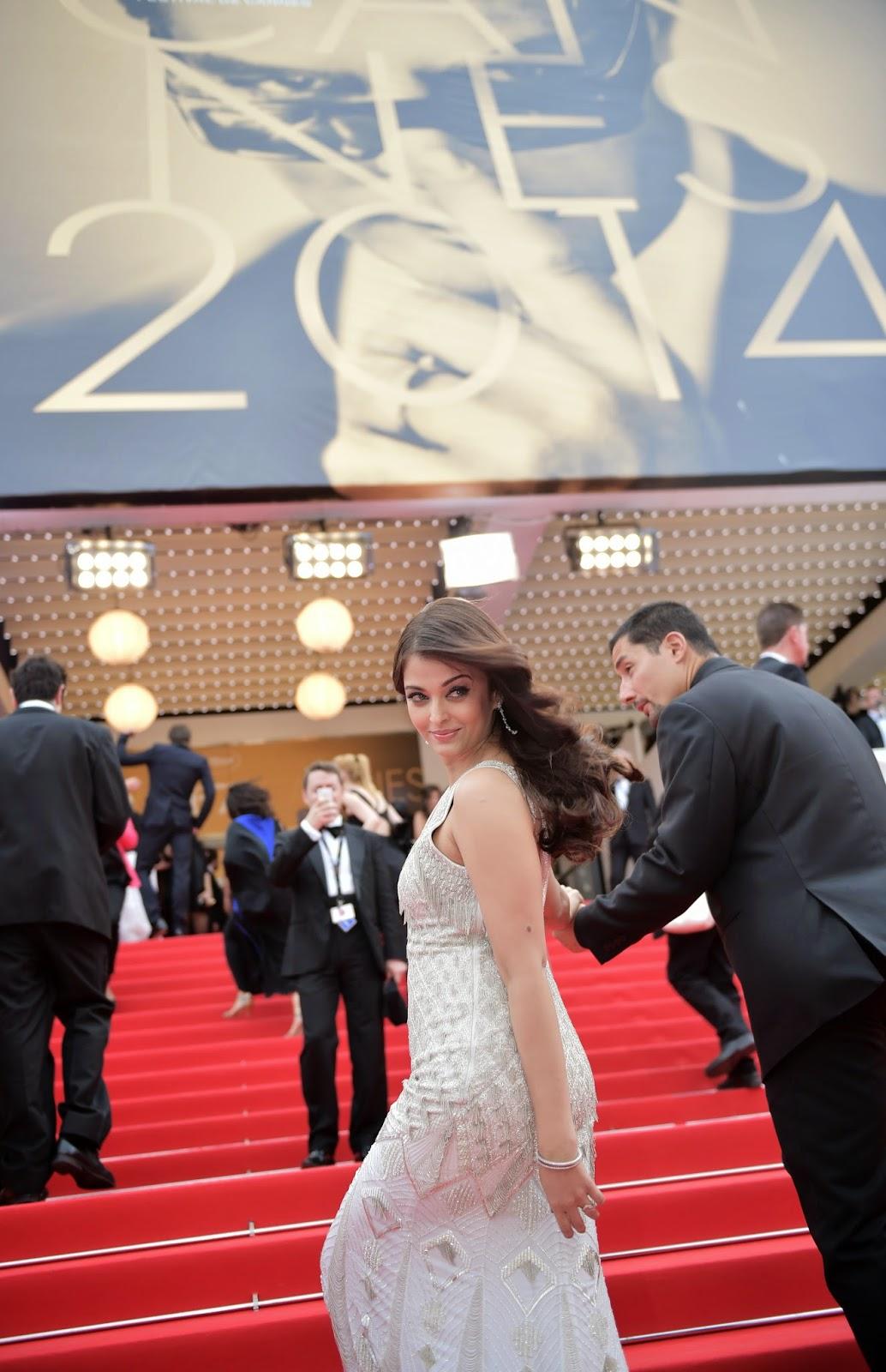 Cannes Film Festival 2014 - Aishwarya Rai Bachchan HD Images & Wallpapers