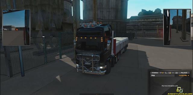 Euro Truck Simulator 2 v1.34 Hız
