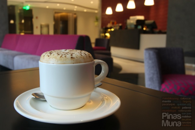 Welcome Drink at Mercure Manila Ortigas
