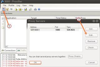 SSH yang Error 10048 dan Error 10061