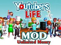 Youtubers Life MOD 1.0.9 APK Gaming Download Games Terbaru Gratis