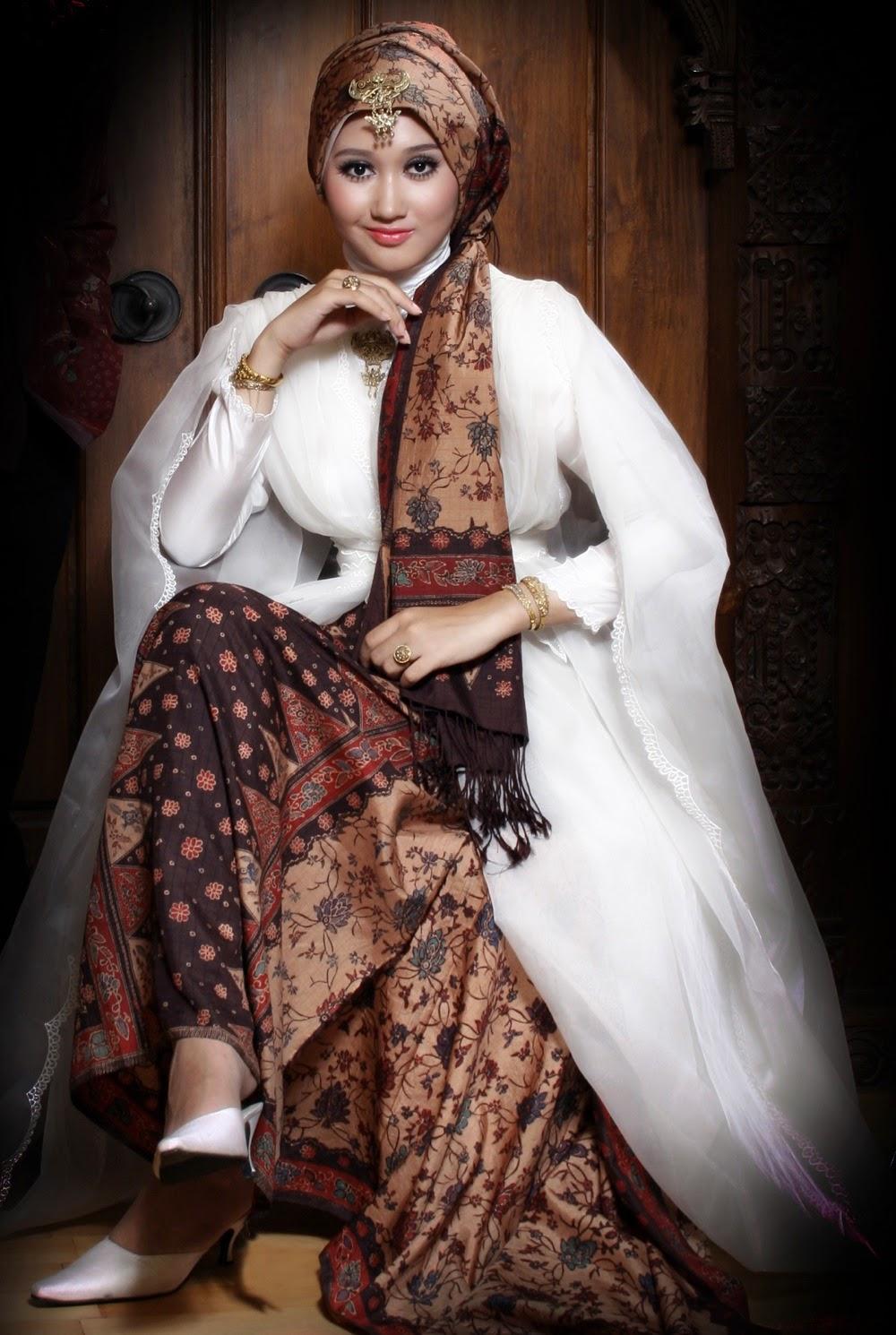 Cara Memakai Jilbab Turban Ala Dian Pelangi Cara Bertudung