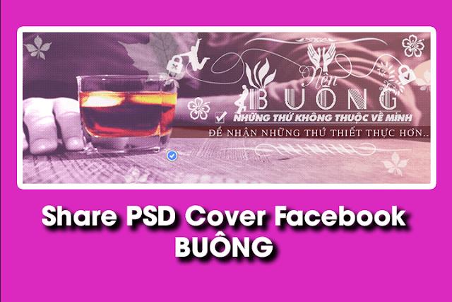 PSD Cover Facebook - BUÔNG