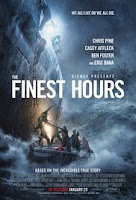 The Finest Hours (2016) Poster