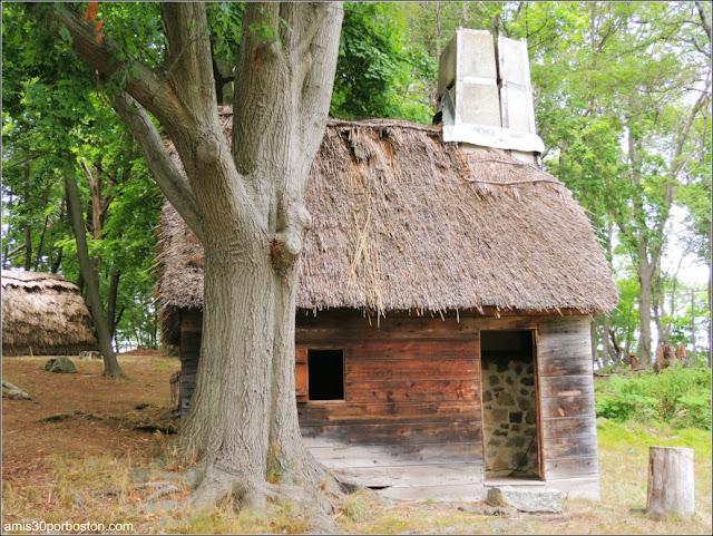 Cabañas Hocus Pocus en la Pioneer Village