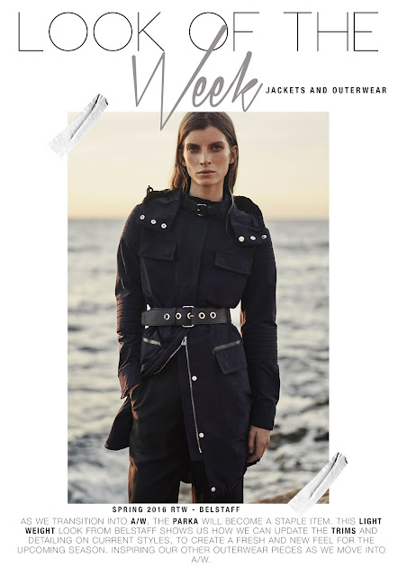 AMELISSAB: Look Of The Week - Belstaff