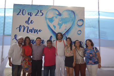 Resultado de imagem para projeto semana da agua em taquaritinga do norte