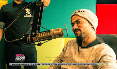 Bohemia Announced Artists Featuring in KDM Mixtape at Radio Spice 105 4