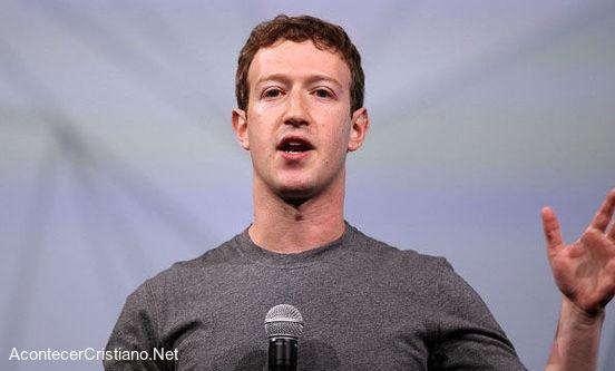 Mark Zuckerberg cree en Dios