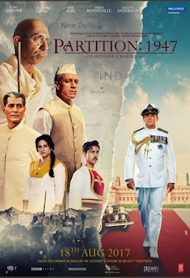 Huma Qureshi, Hugh Bonneville, Gillian Anderson, Manish Dayal upcoming 2017 Hindi film Partition: 1947 Wiki, Poster, Release date, Songs list