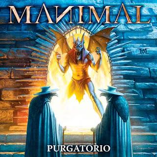 """Το τραγούδι των Manimal """"Black Plague"""" από το album """"Purgatorio"""""""