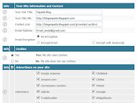 Cara Membuat Privacy Policy Sederhana di Blog