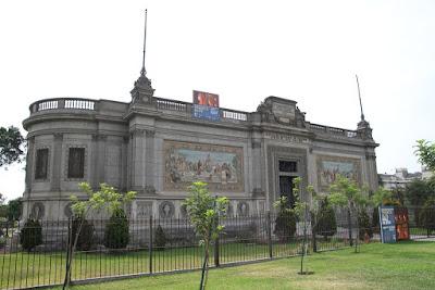 Museo Italiano, Museo de Arte Italiano, Museo Italiano Lima