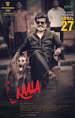 Kaala 2018 Hindi Dubbed 300MB Movie Download