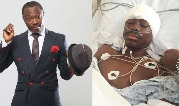 Julius Agwu needs your prayers as he battles sickness