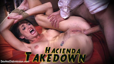 SexAndSubmission – Silvia Saige (Hacienda Takedown )